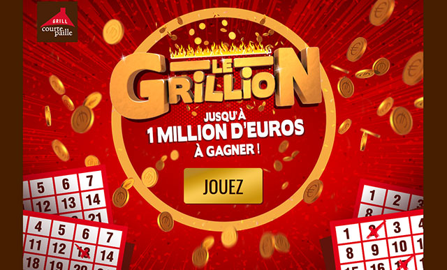 Jeu promotionnel : Loto